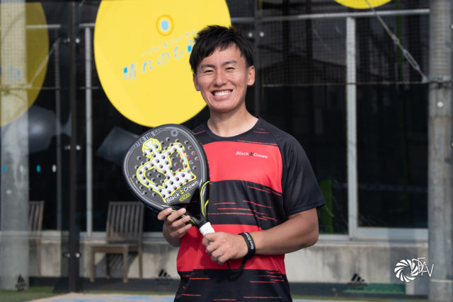Shungo Kusakabe, 1 del ranking japonés, nuevo jugador Black Crown